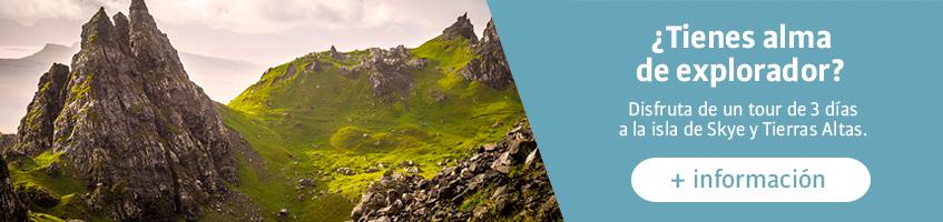 Tour de tres días a la isla de Skye y Tierras Altas