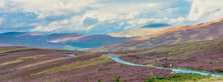 Cordillera de Cairngorms