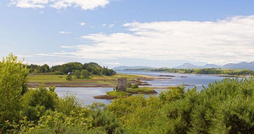 Castillo de Kilchurn