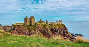 Guía del Castillo de Dunnottar