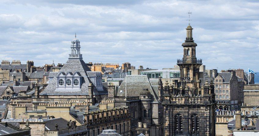 Edimburgo Ciudad Vieja