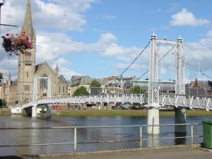 Puente en Inverness