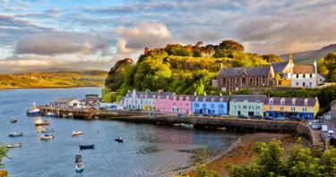 Qué hacer en Portree, la ciudad pesquera de la Isla de Skye