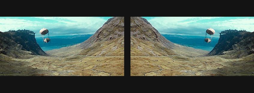 Dos puntos de vista del valle