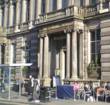 Pubs de Edimburgo en la New Town