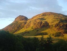 Las 7 colinas de Edimburgo