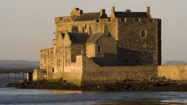 Ruta Outlander Escocia: tour de un día desde Edimburgo
