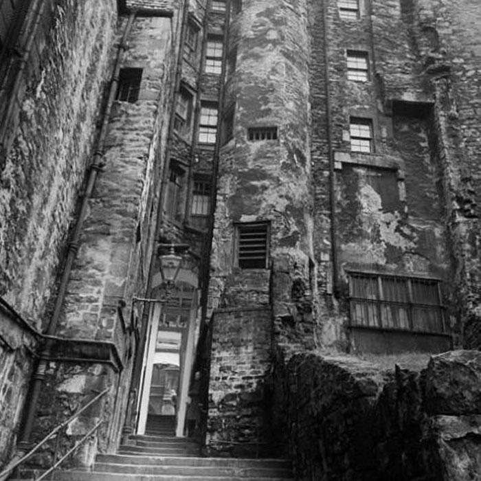 callejones de edimburgo