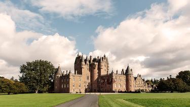 Excursión a los Castillos de Escocia: Glamis y Dunnottar