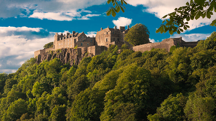 Castillo Medieval de Stirling