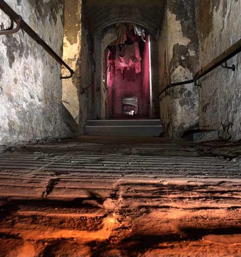 ciudad subterranea de edimburgo tour en español