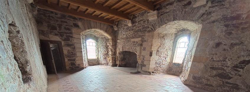 Cocina del Castillo de Doune
