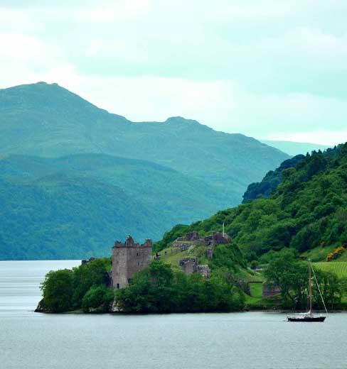 excursiones para cruceros en escocia