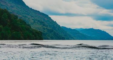 La leyenda del monstruo del lago Ness