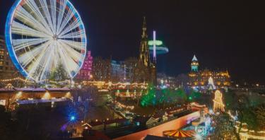 Edimburgo en Navidades 2019-2020