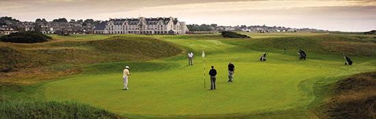 golf en st andrews