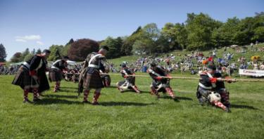 Los Juegos de las Highlands