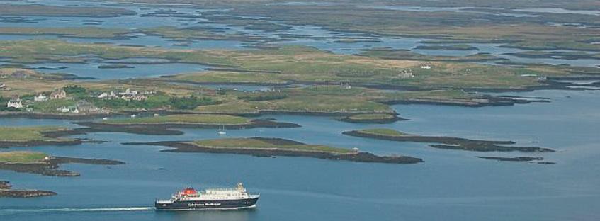 Islas Hebrida