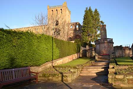 Abadía de Jedburgh