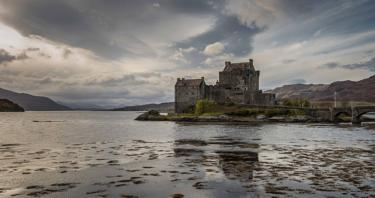 La leyenda del castillo de Eilean Donan