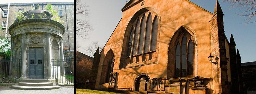 Mausoleo de Mackenzie y Greyfriars Kirk