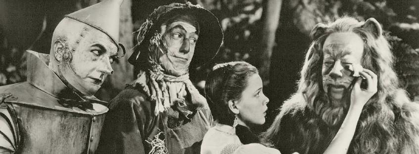 """Fotograma de la película """"El Mago de Oz"""""""