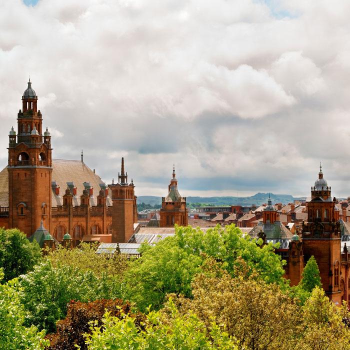 museo de glasgow - torres