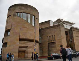 Museos de la zona vieja de Edimburgo