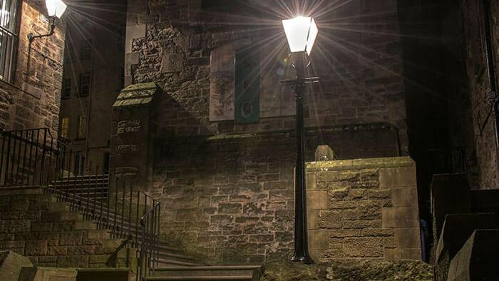 tour de los fantasmas plazas del la old town