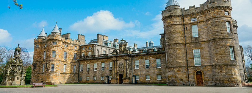 Palacio de Edimburgo