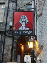 Pubs de Edimburgo en la Old Town