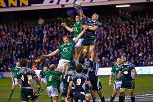 Rugby: torneo Seis Naciones
