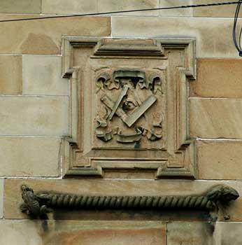 Símbolos masónicos, Geograph.org, Thomas Nugent