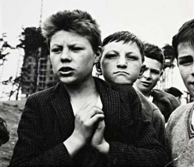"""Oscar Marzaroli, """"The CastleMilk Lads"""", Glasgow, 1963"""