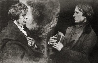 Fotografía de Hill y Adamson. Padres de la Fotografía en Escocia