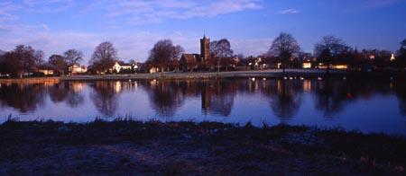 Lago de Carlingwark