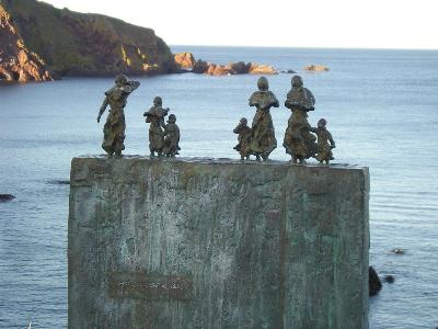 Memorial a la Tragedia de Eyemouth