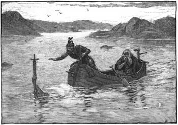 La dama del Lago de W. Scott. Wikipedia.org