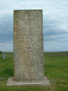 Piedra picta, Geograph.org, Chris Wilson