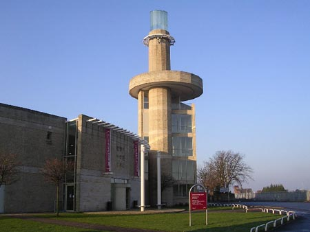 Motherwell or North Lanarkshire Heritage Centre