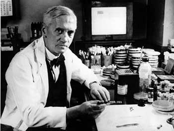 Alexander Fleming, Wikipedia.org