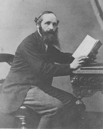 James Maxwell. Imagen tomada de Wikipedia.org