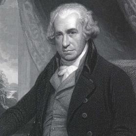 James Watt, imagen de Wikipedia.org