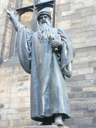 Estatua de John Knox