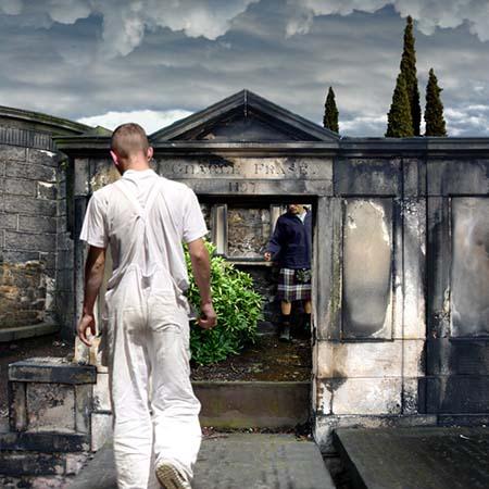 """Cruising (Burial) Grounds 06"". 2008 - Roberto González Fernández"