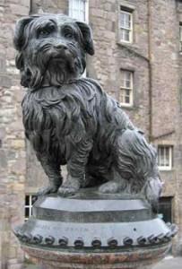 estatua de Bobby -- Wikipedia.org -- Michael Reeve