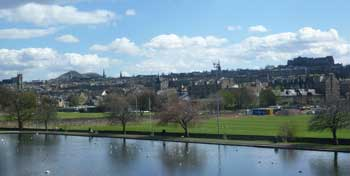 vistas-de-edimburgo-desde-parque-inverleith