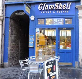 ClamShell - I. Pozo