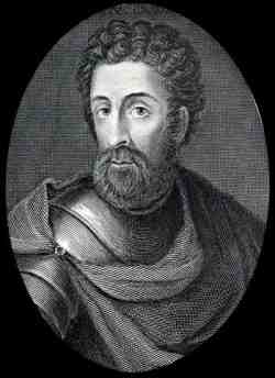 Retrato de William Wallace - wikimedia.org