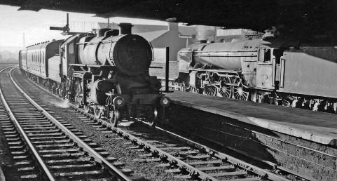 Compañía ferroviaria de Leadhills y Wanlockhead Steam